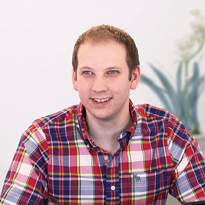 Dan Gothard - Director of Digital Communications